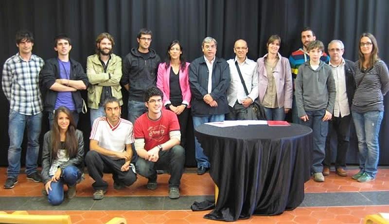 Entrega de premios «OPERACIÒ COMIC»