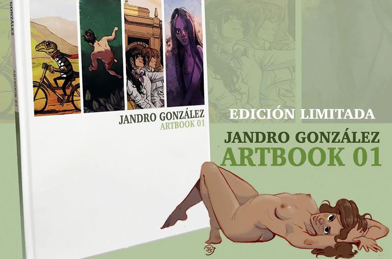 ArtBook01 ya a la venta